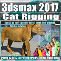 006 3ds max 2017 Cat Rigging volume 6.0 cd front