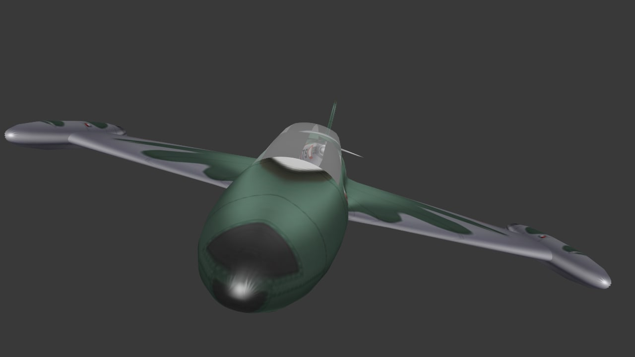 3d model of t33a indonesia
