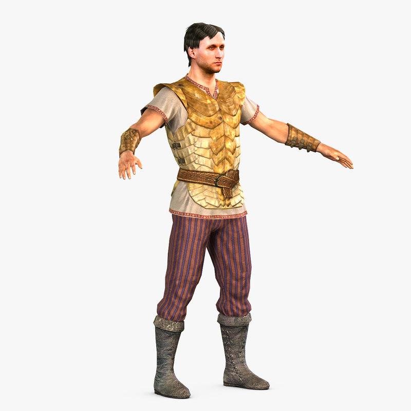 medieval man rig max