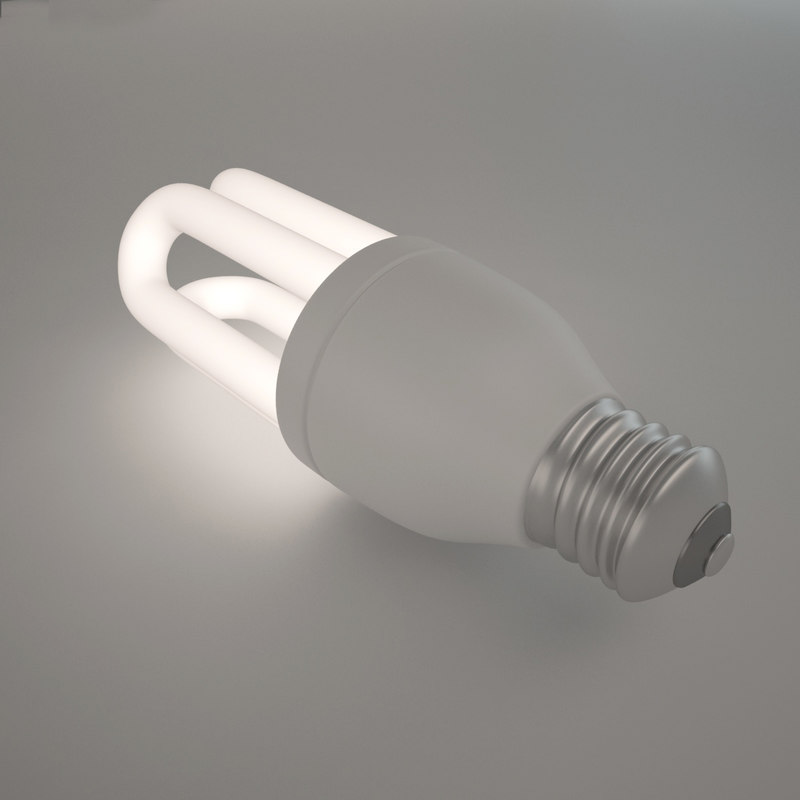 light energy efficient 3d max
