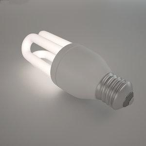 light energy efficient 3d max
