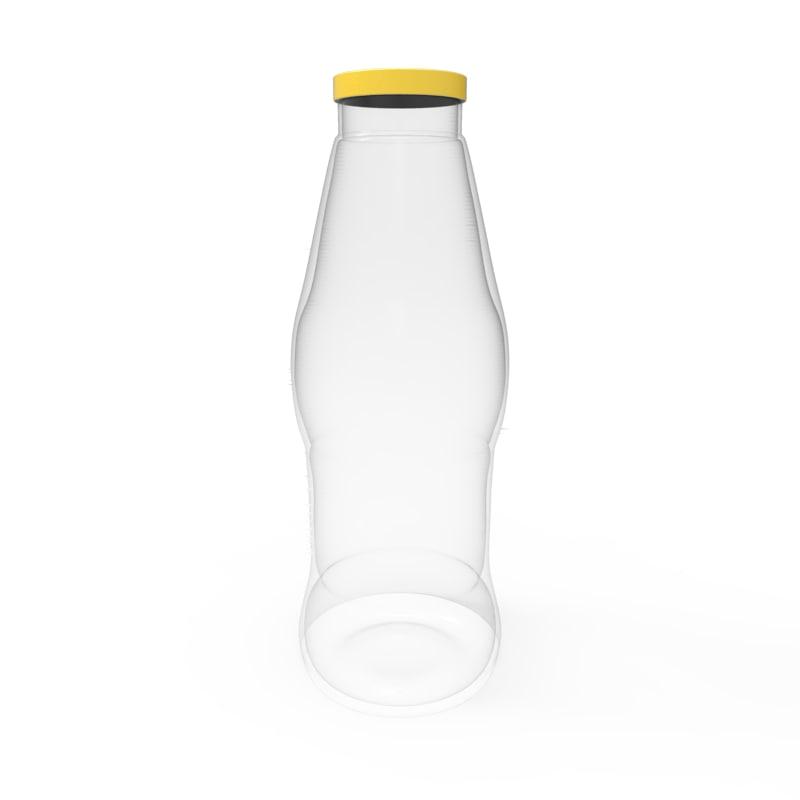 bottle 3d ige