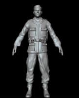 Waffen-SS soldier