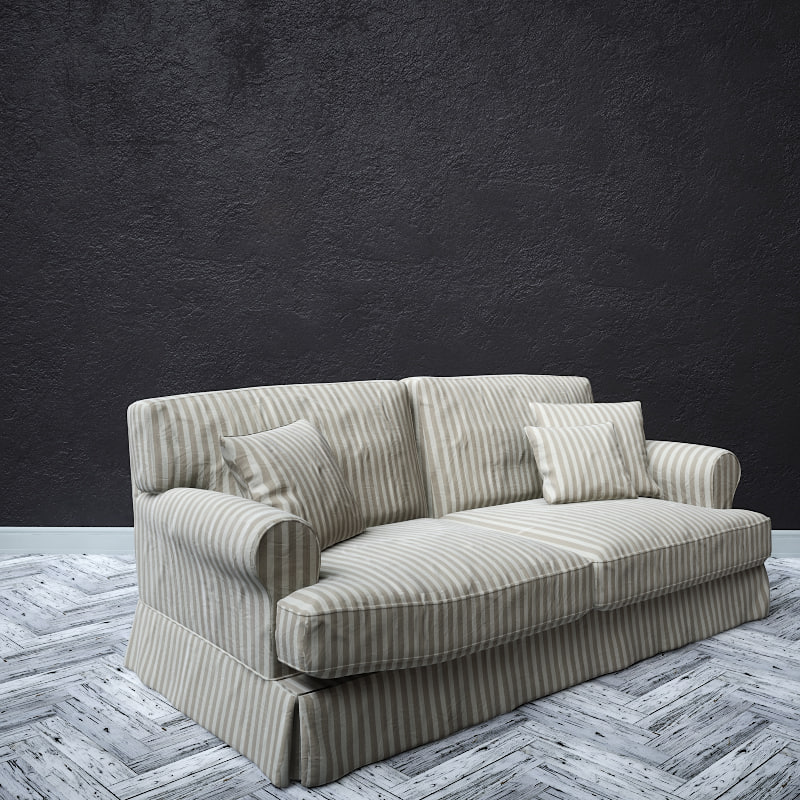 sofa lehome s049-b 3d model