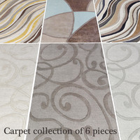 3d carpet hand tufted