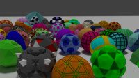 Pack Collection of 50 Balls! Great for Begginers!