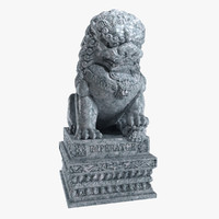 Lion China Imperator