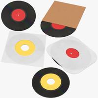 3d c4d vinyls
