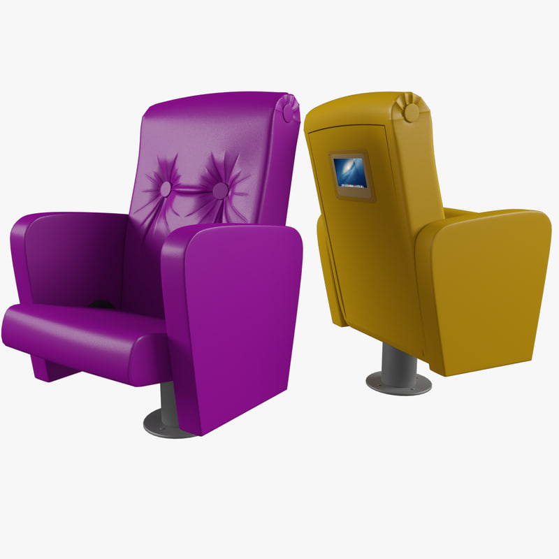 3ds armchair display