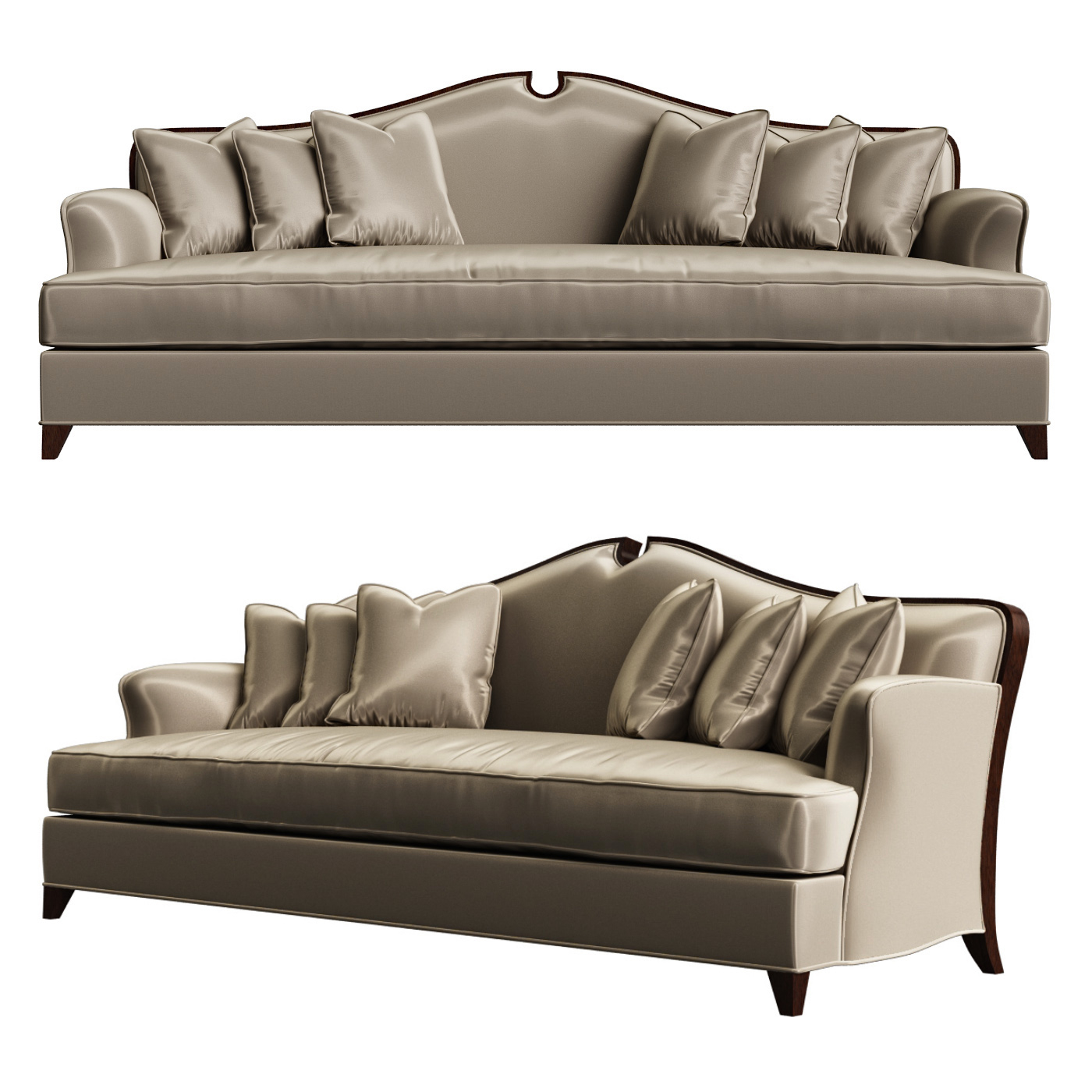 Christopher Guy Arch Sofa 60 0472