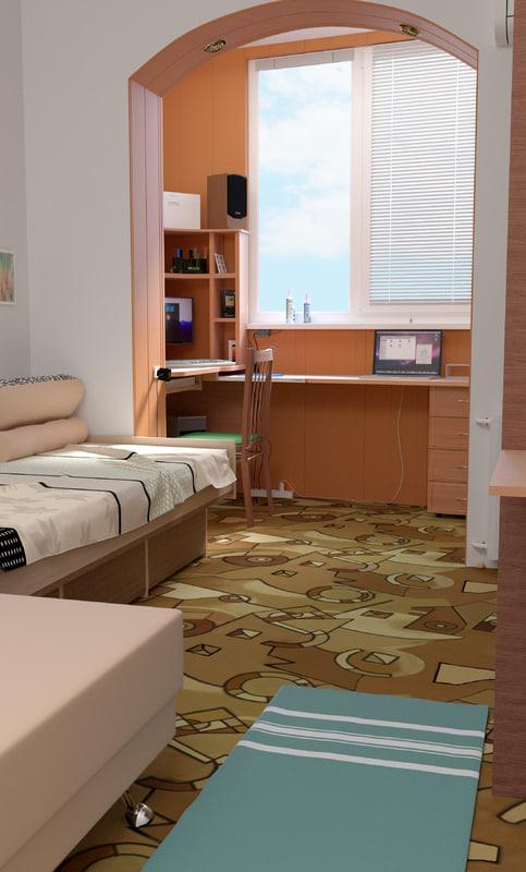 Best Free 3d Room Design Software: 3d Room Realistic