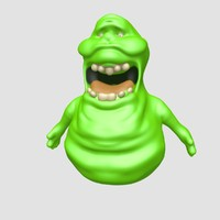 ghostbusters ghost 3d max