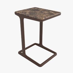 3d obj table script