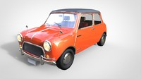 mini car 3d 3ds