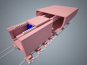 x device cargo platform cme