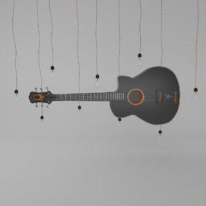 max guitar bulb
