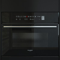 3d model fulgor milano compact oven