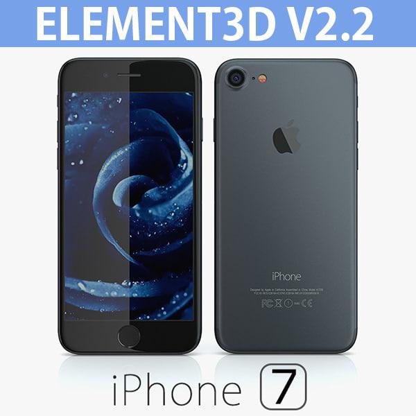 element v2 2 3d max