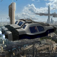 3ds future flying car