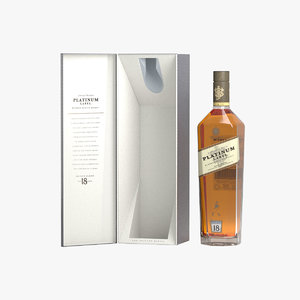 label johnnie walker platinum ma
