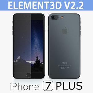 element v2 2 element3d 3d model