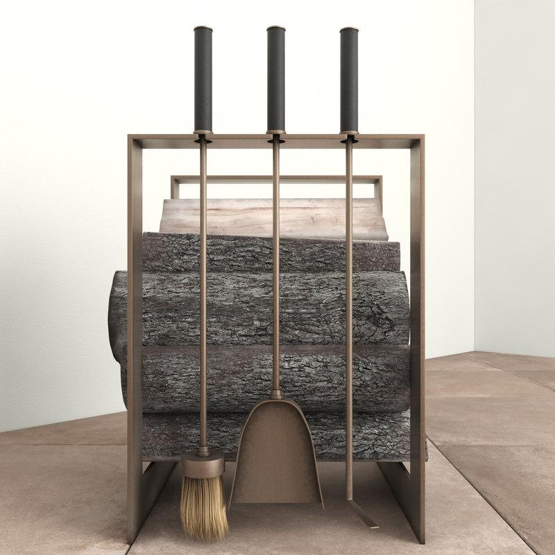 set fireplace max