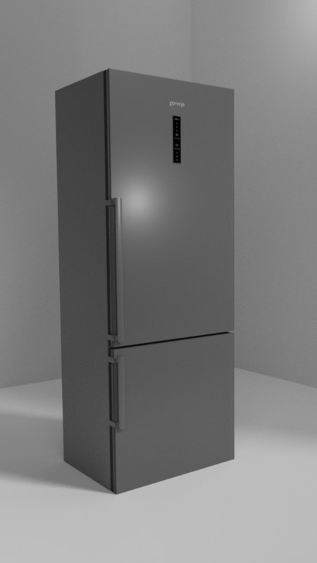 3d fridge gorenje nrk model