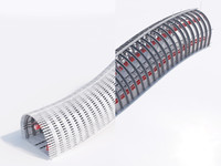 modular vertical horizontal tunnels max