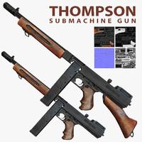 max thompson gun