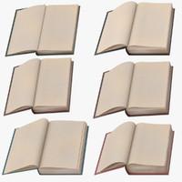 max classic books open beginning