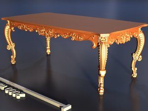 max table mold print