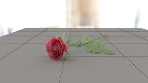 x rose