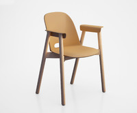 3d alfi armchair jasper model