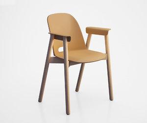 3d alfi armchair jasper model