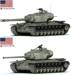 max t34 t29 heavy tank
