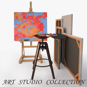 art studio 3ds