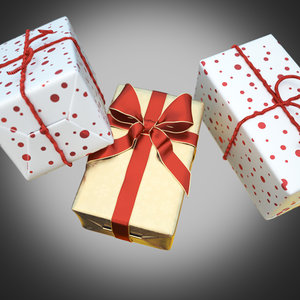 3d gifts model
