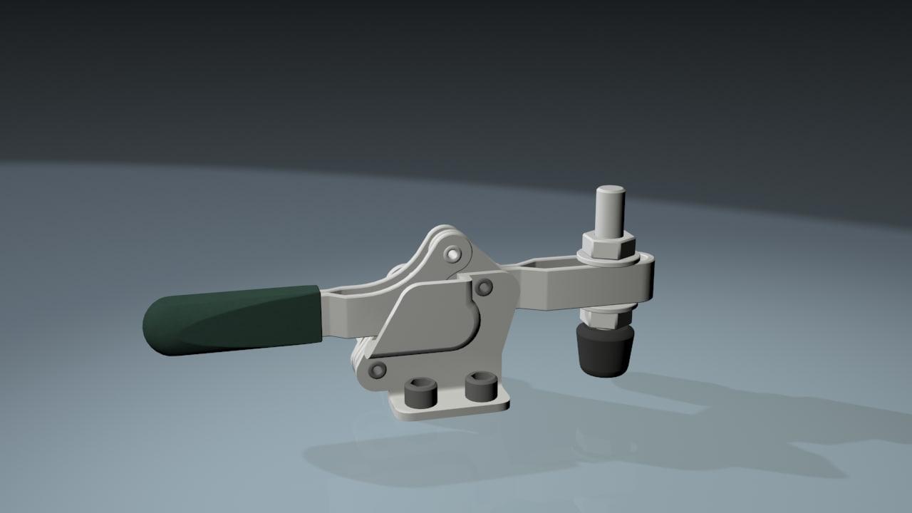 horizontal clamp - max