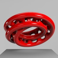 mobius strip 3d max