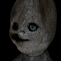creepy creep doll 3d 3ds