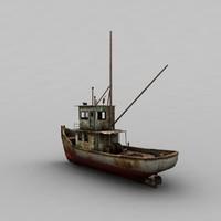 OldMetalBoat_1