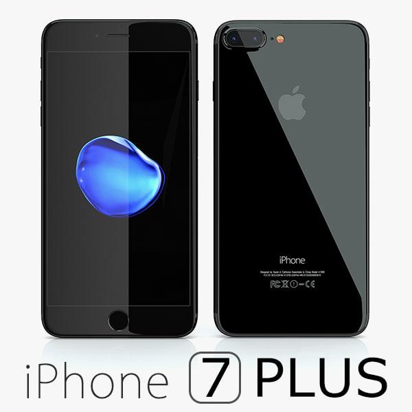 apple iphone 7 3ds