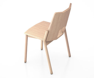 3d tronco chair mattiazzi