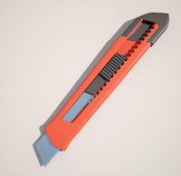 3d cutter model
