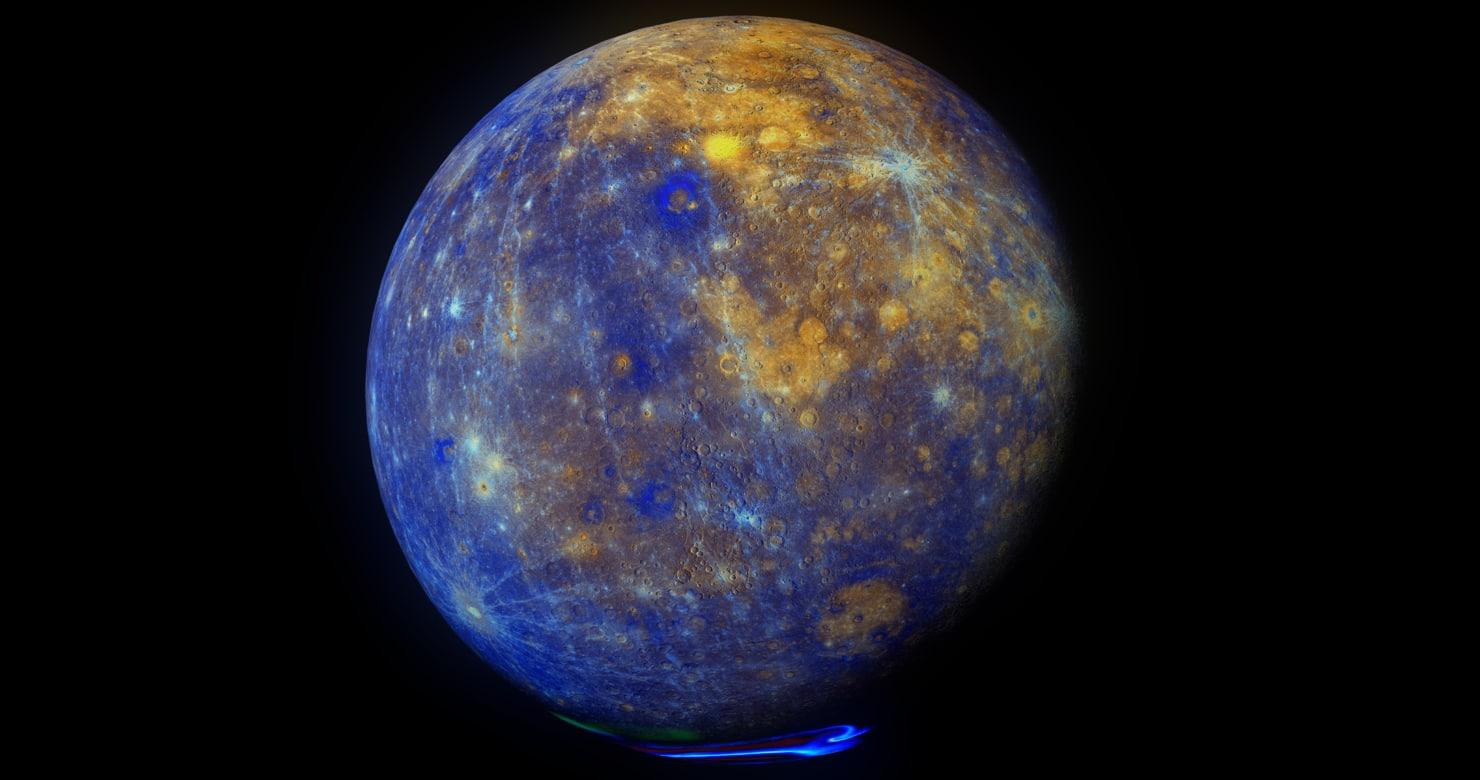 11k mercury obj