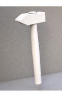 3d hammer uv model
