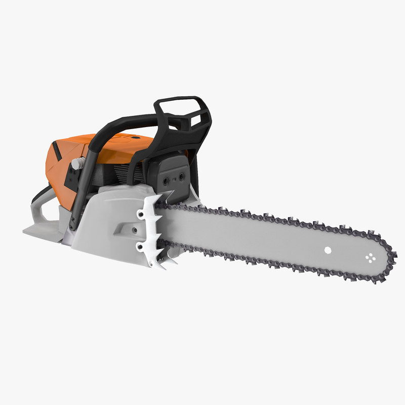 3d saw chain chainsaw