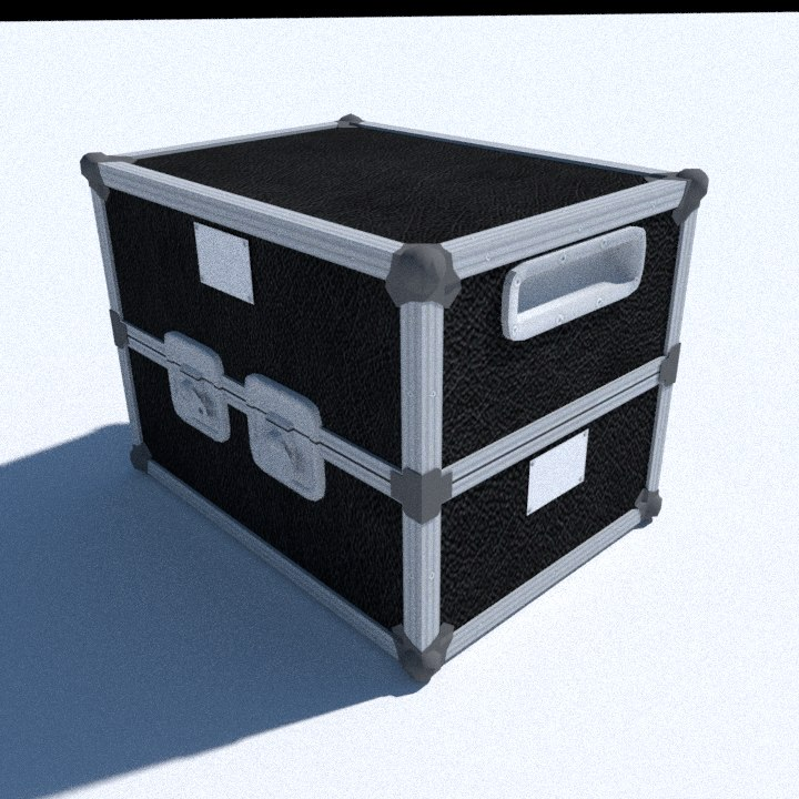 flight case fbx