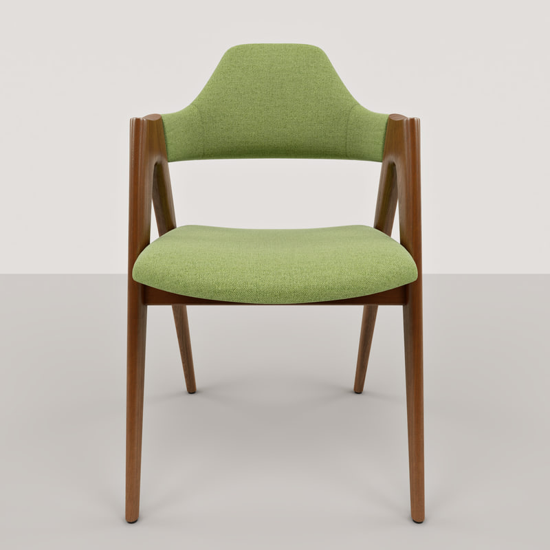 3d model compass chairs kai kristiansen
