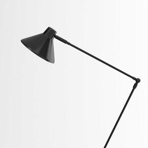 3d habitat bobby floor lamp